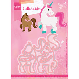 Collectables Eline's horse & unicorn - Marianne Design