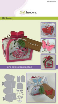 Chocolate Box Butterfly - CraftEmotions