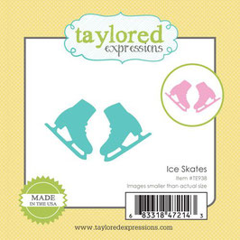 Ice Skates - Taylored Expressions