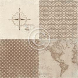 Legends of the Sea, Go east 6x6 - Pion Design