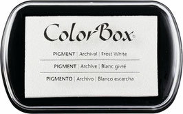 ColorBox Pigment Ink, Frost White - Clearsnap