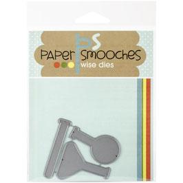Chemistry Bottles - Paper Smooches