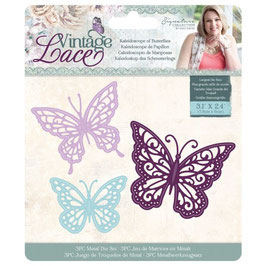 "Stanzschablone ""Kaleidoscope of Butterflies"" - Crafters's Companion"