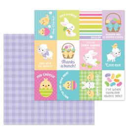Hoppy Easter, Sunday Dress - Doodlebug