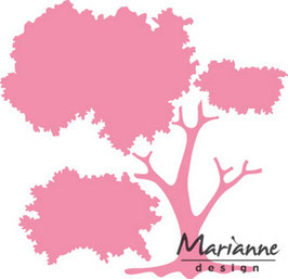 "Collectable ""Build-a-tree"" - Marianne Design"