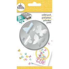 EK Tools - Confetti Butterfly