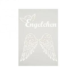 """Schablone """"Engelchen"""" - EFCO"""