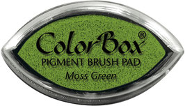 ColorBox Pigment Ink Cat's Eye, Moss Green - Clearsnap