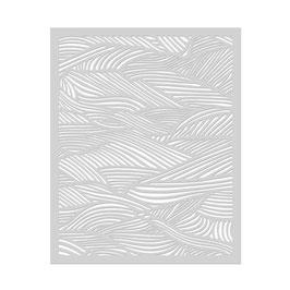 """Schablonen """"Waves"""" - Hero Arts"""