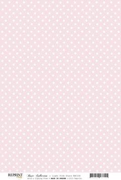 Pink Stars - Reprint