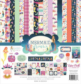 Mermaid Dreams 12x12 Collection Kit  - Echo Park