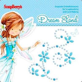 "Pearls Swirl ""Dream Land 1"" - Scrapberry's"