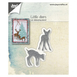 "Stanzschablone ""Little Deers"" - Joy!Crafts"
