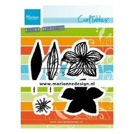 "Craftables ""Open Flowers"" - Marianne Design"