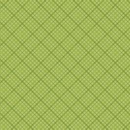 """Designpapier """"Light Green Plaid"""" - Core'dinations"""