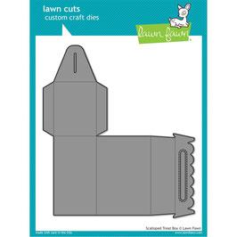 Scalloped Treat Box - Lawn Fawn