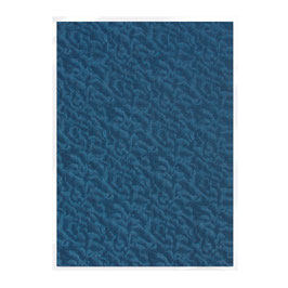 "Hand Crafted Cotton Paper A4 ""Deep Sea Dive"" - Tonic Studios"