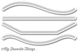 Stitched Basic Edges 2  - My Favorite Things