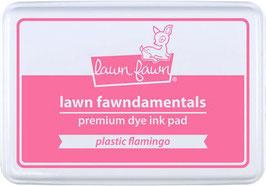 Plastic Flamingo - Lawn Fawn