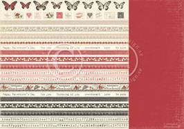 To My Valentine, Borders - Pion Design