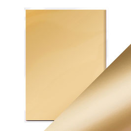 Honey Gold Satin Mirror Card - Tonic Studios