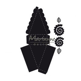 "Craftables ""Cake"" - Marianne Design"