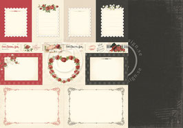 To My Valentine, Memory Notes - Pion Design