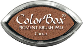 ColorBox Pigment Ink Cat's Eye, Cocoa - Clearsnap