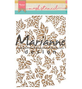 "Schablone ""Tiny's Leaves"" - Marianne Design"