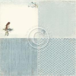 Legends of the Sea, Make Waves 6x6 - Pion Design