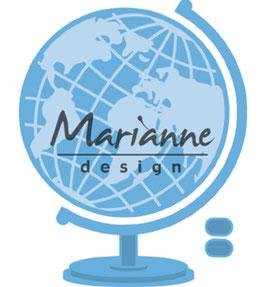 "Creatable ""Globe"" - Marianne Design"