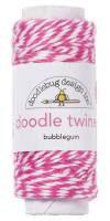 Doodle Twine, Bubblegum - Doodlebug