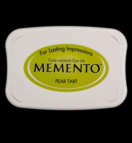 Memento Inkpad - Pear Tart