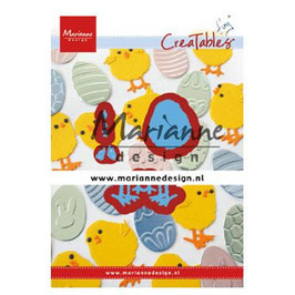 "Creatables ""Tiny's Easter Chick"" - Marianne Design"