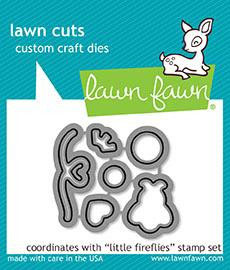 Little Fireflies Dies - Lawn Fawn