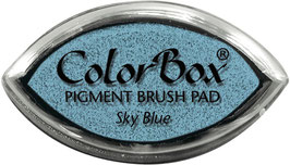 ColorBox Pigment Ink Cat's Eye, Sky Blue - Clearsnap