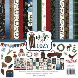 Warm & Cozy 12x12 Collection Kit - Echo Park