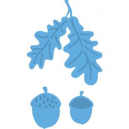 "Creatables ""Acorn with Leaf"" - Marianne Design"