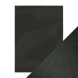 Pearlescent Card, Onyx Black - Tonic Studios