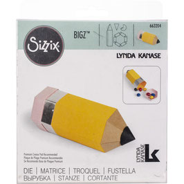 "BigZ ""Pencil Box"" - Sizzix"