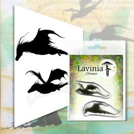 Dragon Set - Lavinia Stamps