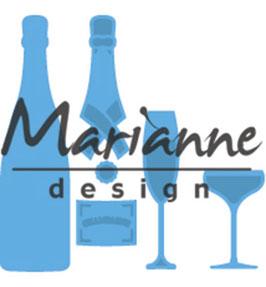 "Creatable ""Champagne"" - Marianne Design"