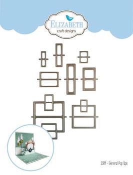 General Pop Ups - Elizabeth Craft Designs