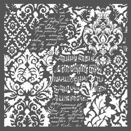Fantasy, Schablone - Stamperia