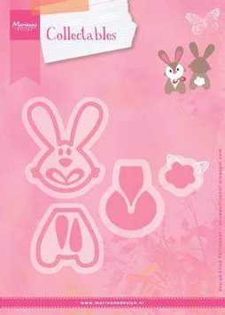 "Collectables ""Bunny"" - Marianne Design"