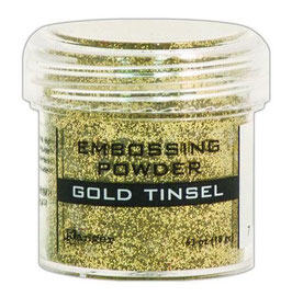 "Embossingpulver ""Gold Tinsel"" - Ranger"