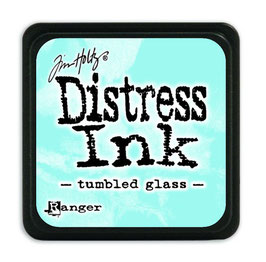 Tim Holtz Distress Mini Ink, Tumbled Glass - Ranger