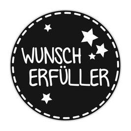 """Holzstempel """"Wunscherfüller"""""""