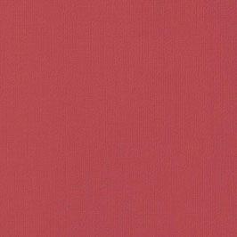 """Leinenstrukturpapier """"Scarlet"""" - American Crafts"""