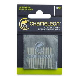 Bullet Nibs - Chameleon